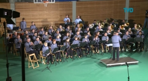 Prireditev ob dnevu žena s Pihalnim orkestrom Šentjanž in gosti