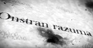 Onstran razuma: ZAKONITOSTIH ŽIVLJENJA S PETRO IN UROŠEM DOBNIKAR, 27. oktober 2016
