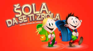 Šola, da se ti zrola: Osnovna šola Vuzenica (sklop II.) sezona 2014/15